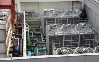 Frio industrial y Aire Acondicionado